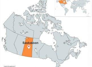 where-is-saskatoon