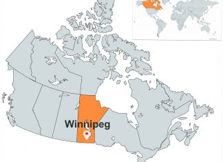 where-is-winnipeg