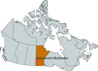 Where is Boissevain Manitoba?