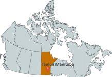 Where is Teulon Manitoba?
