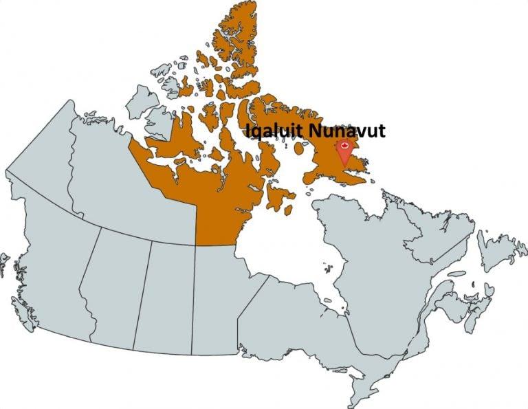 Where is Iqaluit Nunavut?