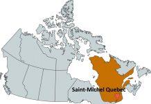 Where is Saint-Michel Quebec?