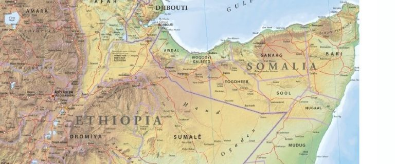 A Treasure Trove Of African Country Maps