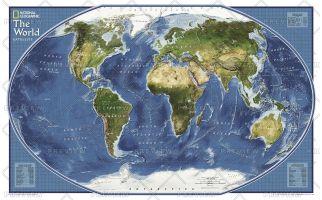 World Explorer Satellite  -  Published 2011