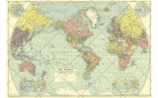 World - Published 1932