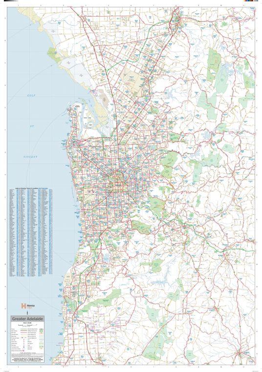 Adelaide Supermap