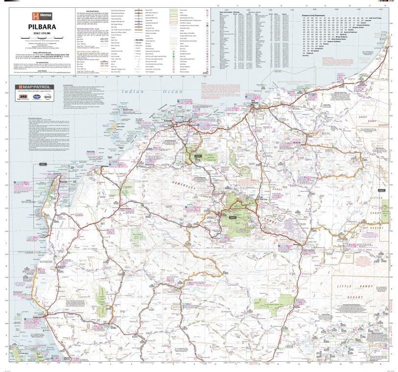 Pilbara Supermap