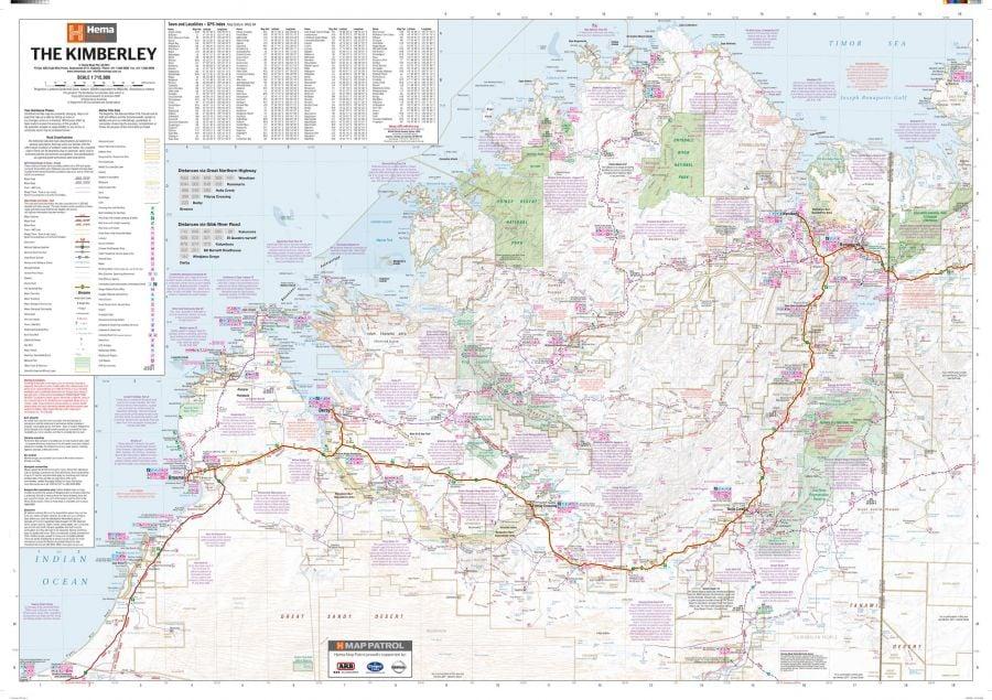 Kimberley Supermap