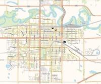 Brandon Map