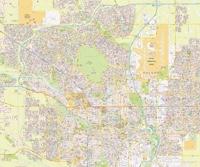 Calgary Map