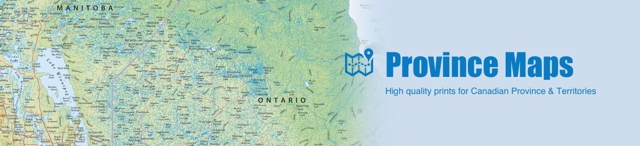 Province Maps